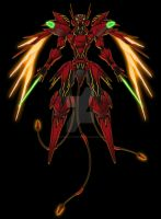 OF ARES Phoenix Mode by MasterRottweiler