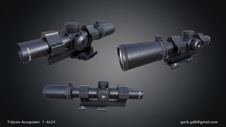 Trijicon Accupower by GorD6