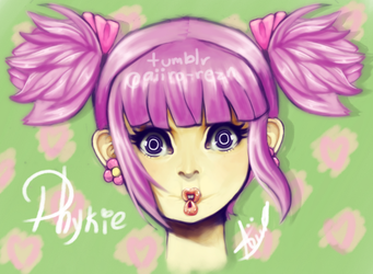 Lil momma again by ivando