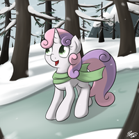 Snow Belle by TheParagon