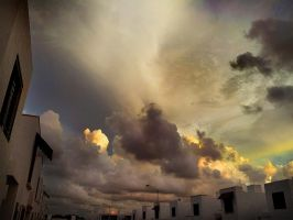 Early Evening Storm Clouds ~ Merida MX by richardcgreen