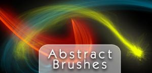 Abstract Brushes by Kahir44