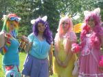 My Little Pony Friendship Is Magic - 01 Cosplay by KyuProduction