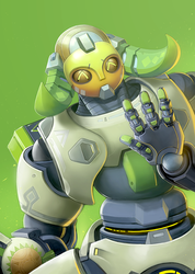 Orisa by Vylla