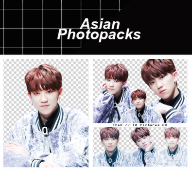 Pack Png 062 // The8 (SVT). by xAsianPhotopacks