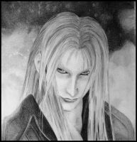 AC : Sephiroth by moneeka