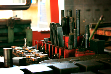 Industrial Tools by JFCespedes