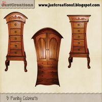 Free Funky Cabinets by justiej