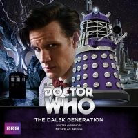 The Dalek Generation audiobook cover by Hisi79