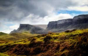 Quad Peaks of Skye by Blue-Eyed-Tricksters