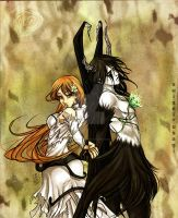 Ulquihime- Dance with the Devil by suiseiusagi
