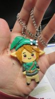 Link Necklace by fatelinkstheetome