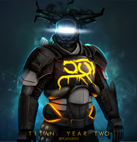 Titan: Year Two by PlainBen