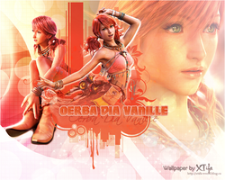 Oerba Dia Vanille wallpaper by ladylucienne