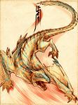 Year of the TIGREX by AlexiusSana