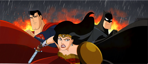 Batman v Superman-Dawn of Justice by SaiyanGoddess