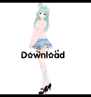 -Sweet Girl Miku- Download :D by Skykoki