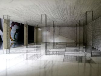 Hall 3D by EvgenyS