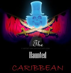 The Haunted Caribbean by ARTIST-SRF