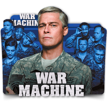 War Machine movie folder icon by zenoasis