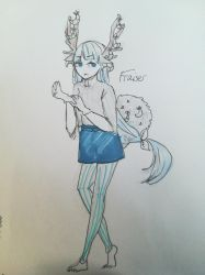 My Faisee OC by ClarissaM0601