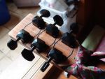 Guitar Head Inlay by xcmer