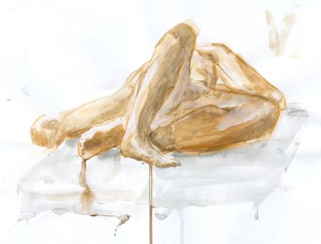 Life Drawing 31 by Geek-Chic