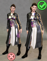 Sneak Preview: Clothing Fit Helper Genesis 8 F by SickleYield