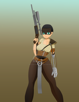 Furiosa Time by BrittanysDesigns