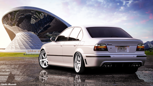 BMW E39 (Remake) 2 by cobraromania