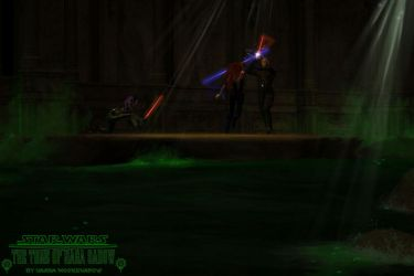 KotOR - The Tomb of Naga Sadow by KaanaMoonshadow