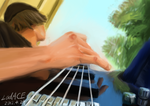Bassist by ladace