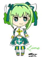 Grand Chase Philippines: Lime by patden09