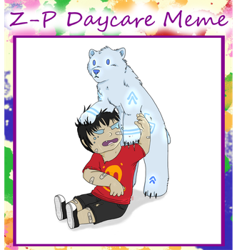 Daycare Meme ft. Zach and Pollux by MonsieurDisaster