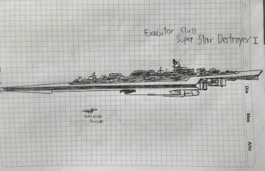 Executor I Class Super Star Destroyer by Flyingtaco2002