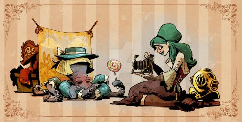 pictures with otto by BrianKesinger