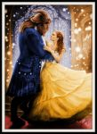 Beauty and the Beast - Color Version by Life-Is-Art-88