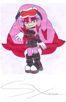 Ruby The Macaw For Yumiichu by Silverxtreme56