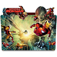 Invincible Iron Man by DCTrad