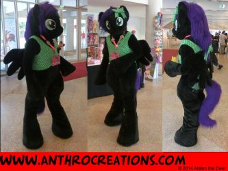 Helix Wonder at Galacon 2014! by HelixWonder