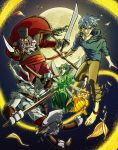 Rise of the Guardians! by Sommum