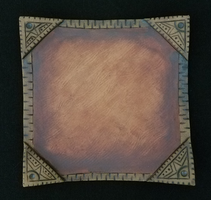Slab Tray - Iron and Copper by sampoart