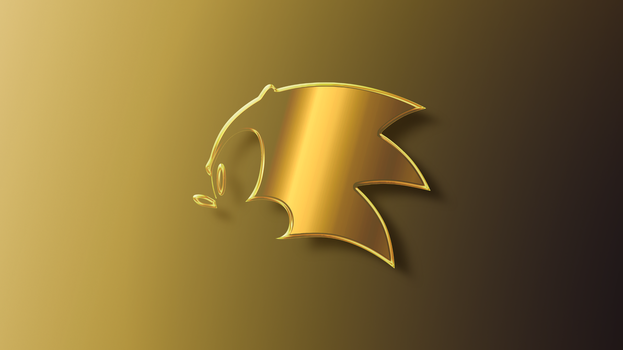 Wallpaper: Golden Mania by Mauritaly