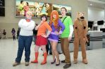 Scooby Doo - The Gangs all here by ShojoSensei