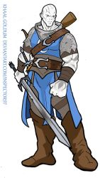 Khaal Goldum the Goliath by Inspector97