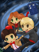 Doctor Who love by akane3196