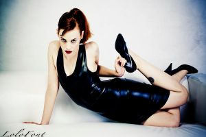Latex IV by Anneke-Necrophyle