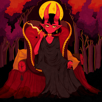 The Empress by Melithescary