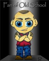 Facebook Profile Chibi by simplemanAT
