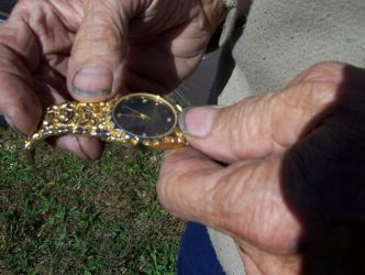 With Love: Grandpa's Watch by MissScandalous